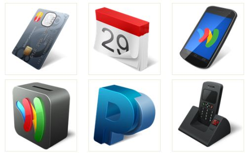 ecommerce and business icons