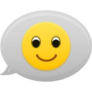 emoticons smile chat